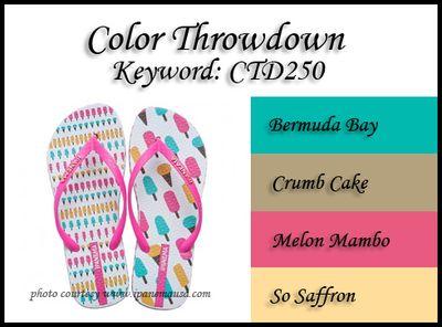 Color Throwdown 250